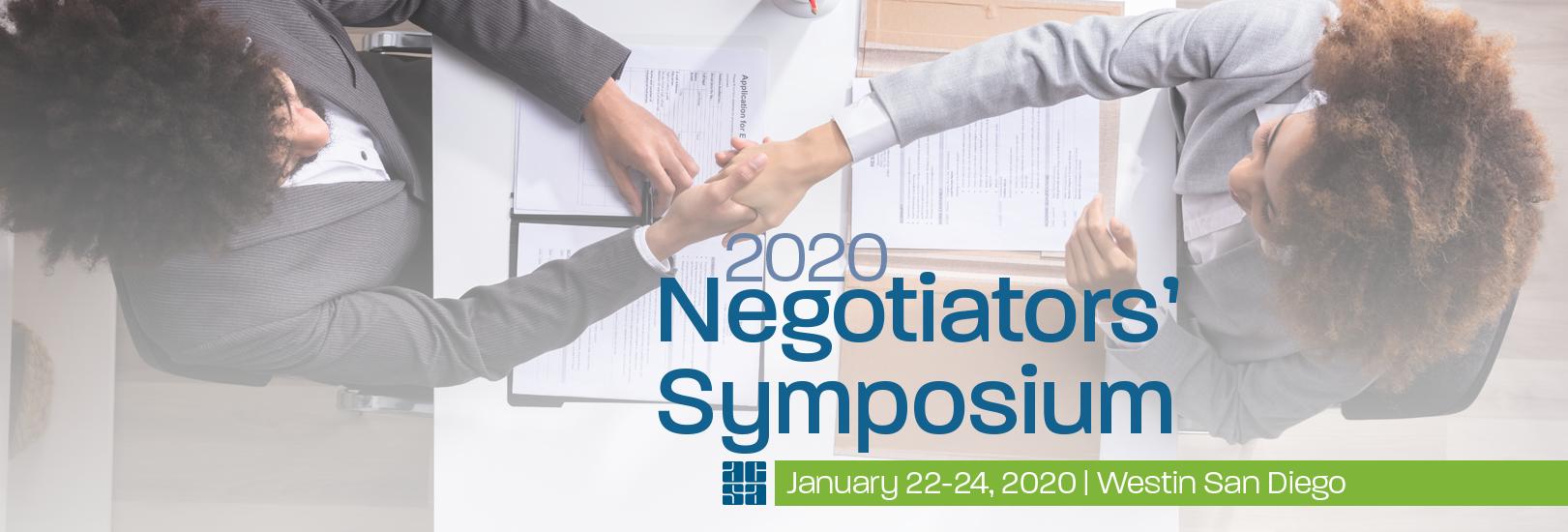 San Diego Calendar Of Events January 2020 ACSA's Negotiators' Symposium