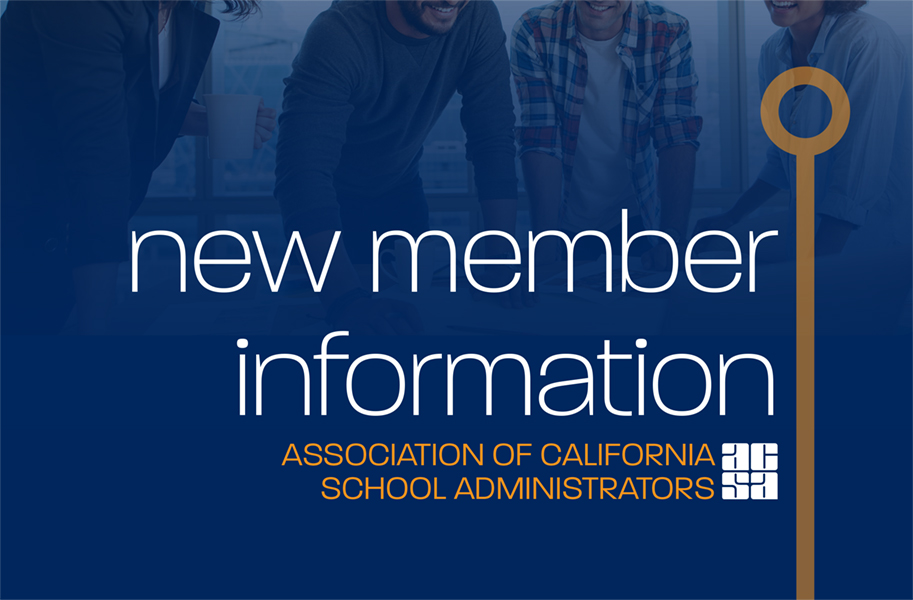 View the ACSA New Member Guide.