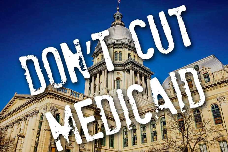 Don't Cut Medicaid!
