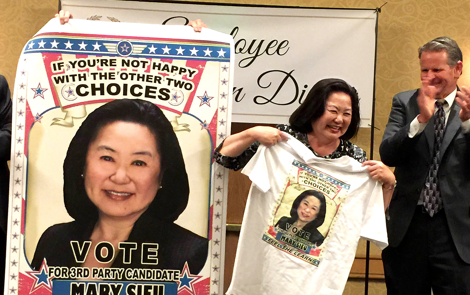 2017 ACSA Superintendent of the Year Dr. Mary Sieu